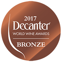 BRONCE 2017 de Decanter World Wine Awards