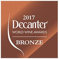 BRONCE 2017 de Decanter World Wine Awards